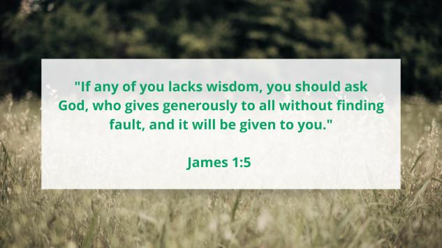 verse james